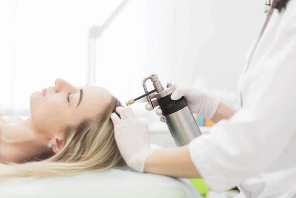 Liquid nitrogen Face Body Boutique