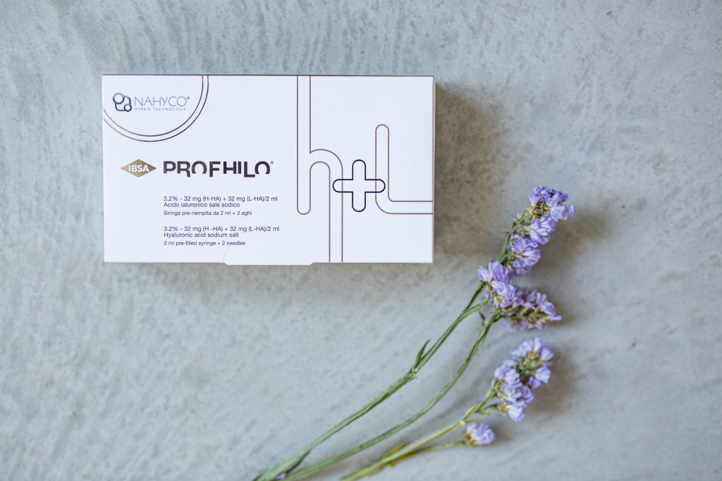 Profhilo bij Face Body Boutique skincare clinic